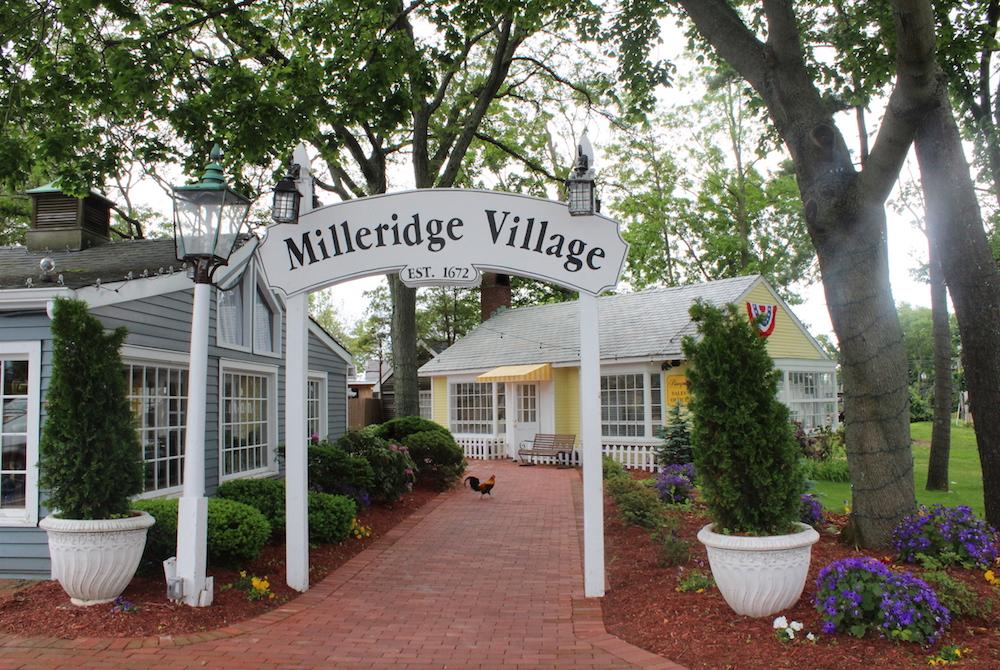 Milleridge Inn Christmas Village 2018.The Shops At Milleridge Long Island Weddings