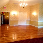 Quaker Room Dance Floor